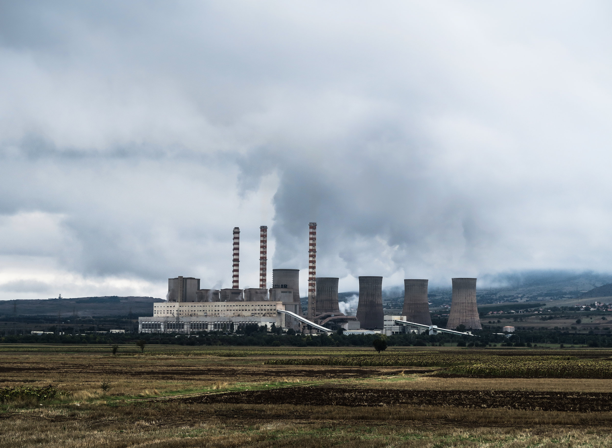 Create a Better Present - Utility Companies are a main offender when it comes to the hazardous air quality we have seen getting increasingly worse over the years. By not funding this pollution you are doing your part to combat increasingly bad air quality and creating a better future for your kids.