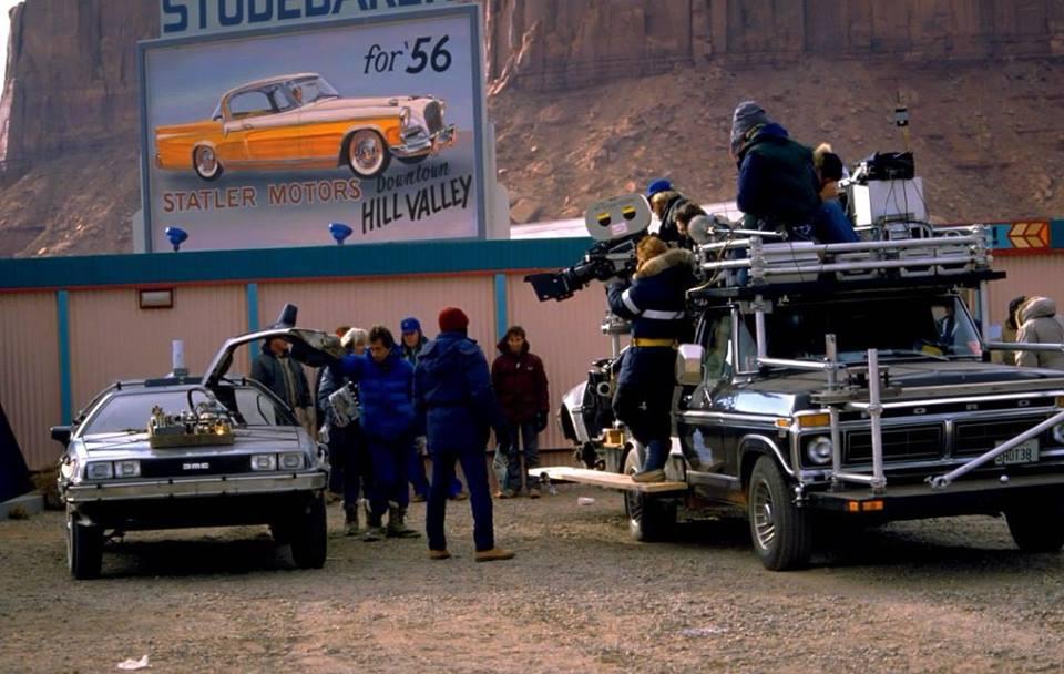 BTTF III DeLorean On Set Picture9.jpg