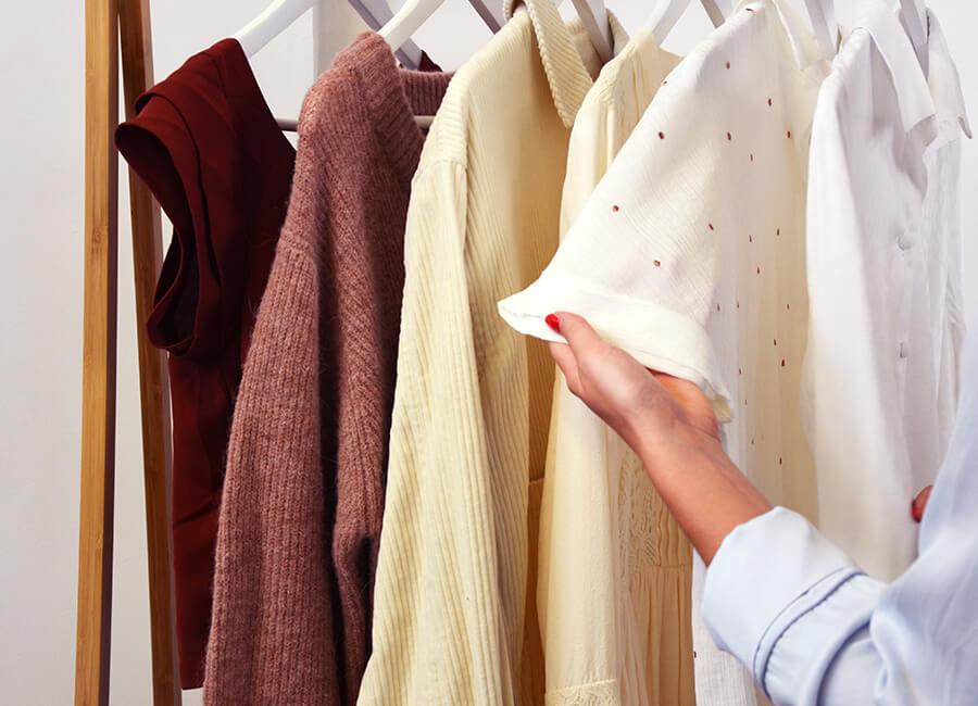 Une sélection de vêtements éthiques choisie par votre styliste