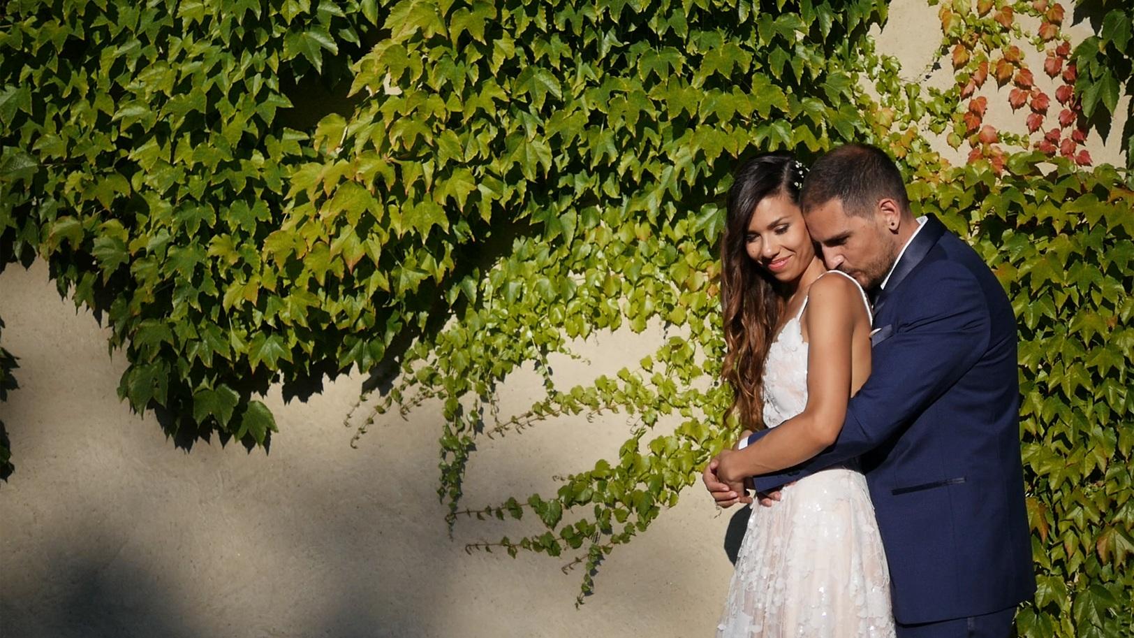 Patrizia & Alberto - Wedding at San Gimignano, Tuscany