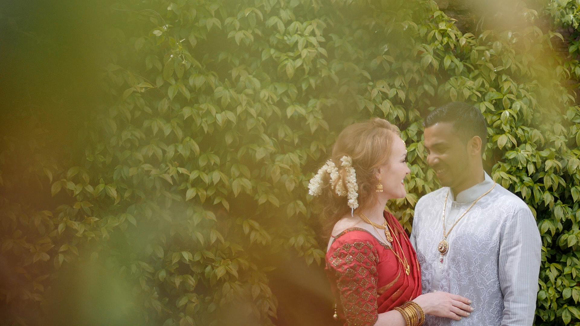 Katie e Dane - Matrimonio al Borgo di Tragliata