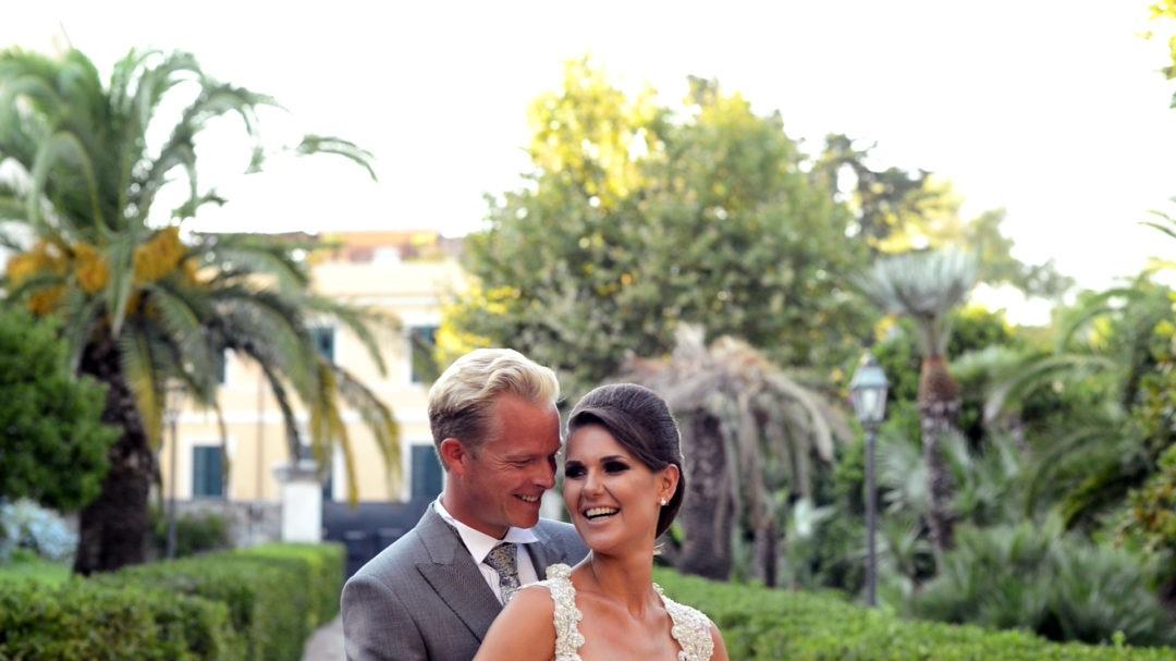 Pia e Andreas - Matrimonio al Castello Odescalchi di Santa Marinella