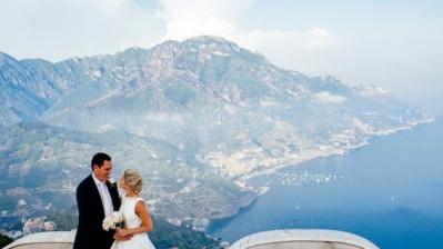 Katherine e Tim - Matrimonio a Ravello