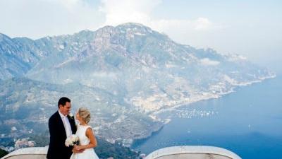 Katherine & Tim - Wedding in Ravello
