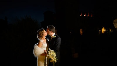 Federica & Alessandro - Wedding at Castello di Torcrescenza