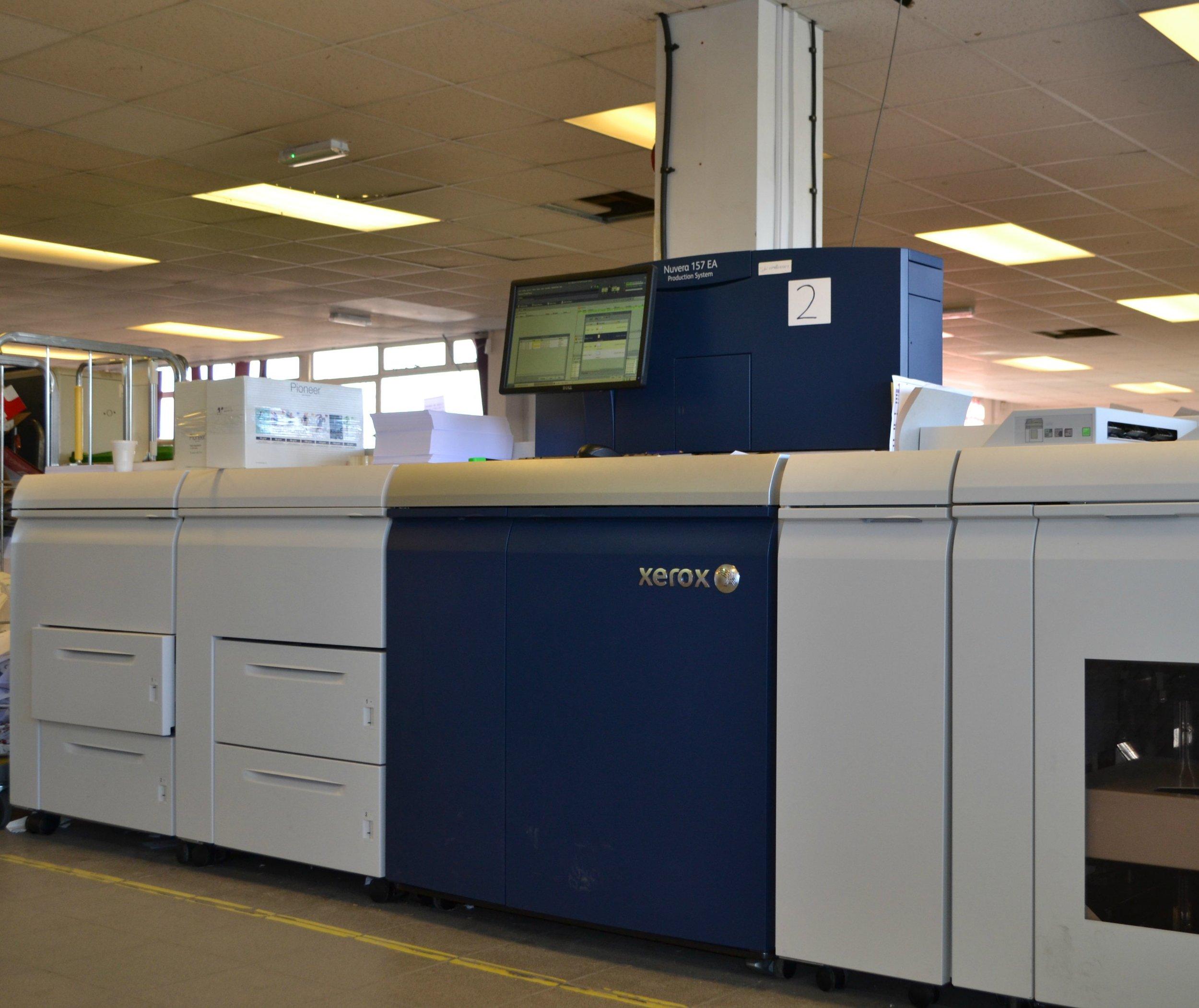 One of Bonacia's Xerox Nuveras - First Copy