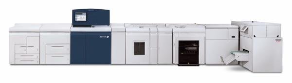 Xerox Nuvera Mono Digital Press
