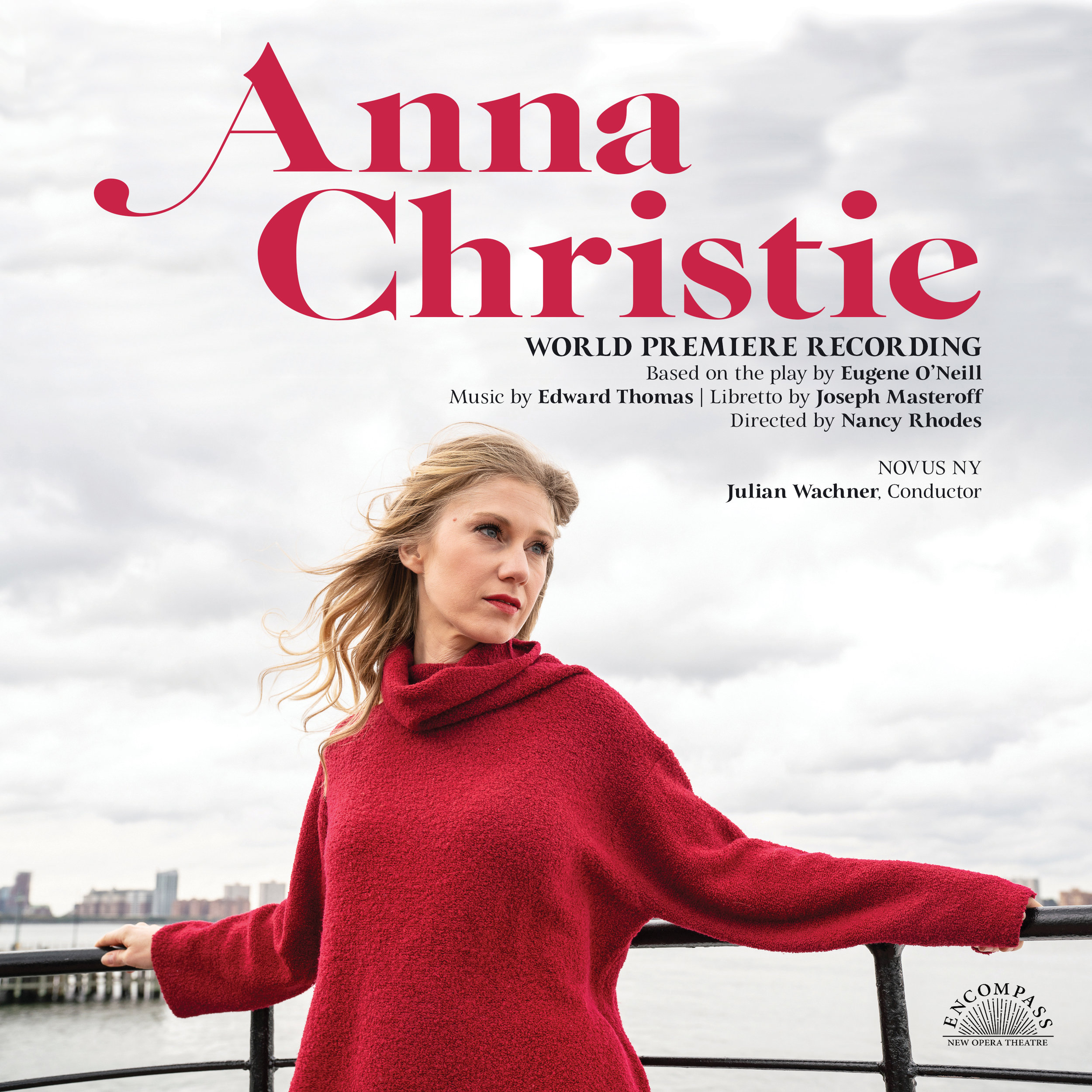 the album - From 12-time Grammy-winning producer Thomas Z. Shepard, Encompass New Opera Theatre, Trinity Church Wall Street and Broadway Records present the world premiere cast recording of Anna Christie, available now!
