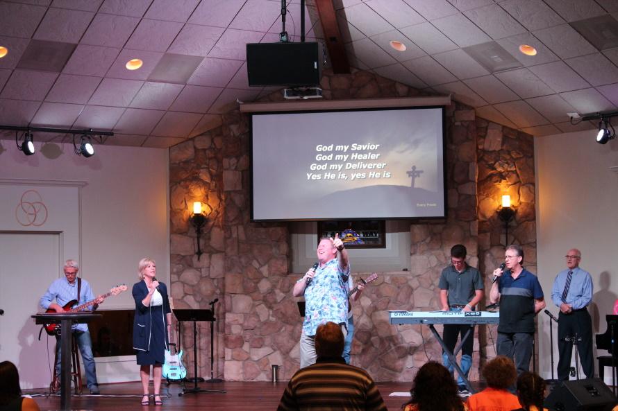 Sunday Worship -