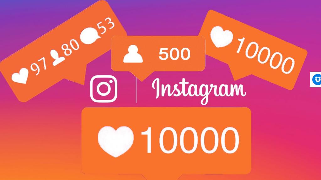 få fler likes på instagram