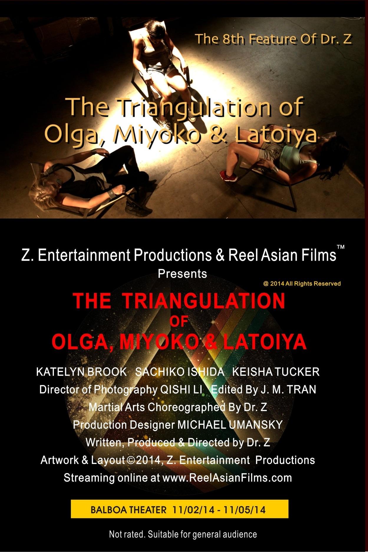 The Triangulaton of Miyoko, Olga & Lotoiya