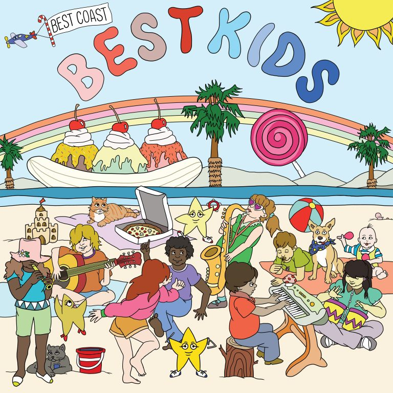 Announcing Our First-Ever Children's Album, 'Best Kids' -