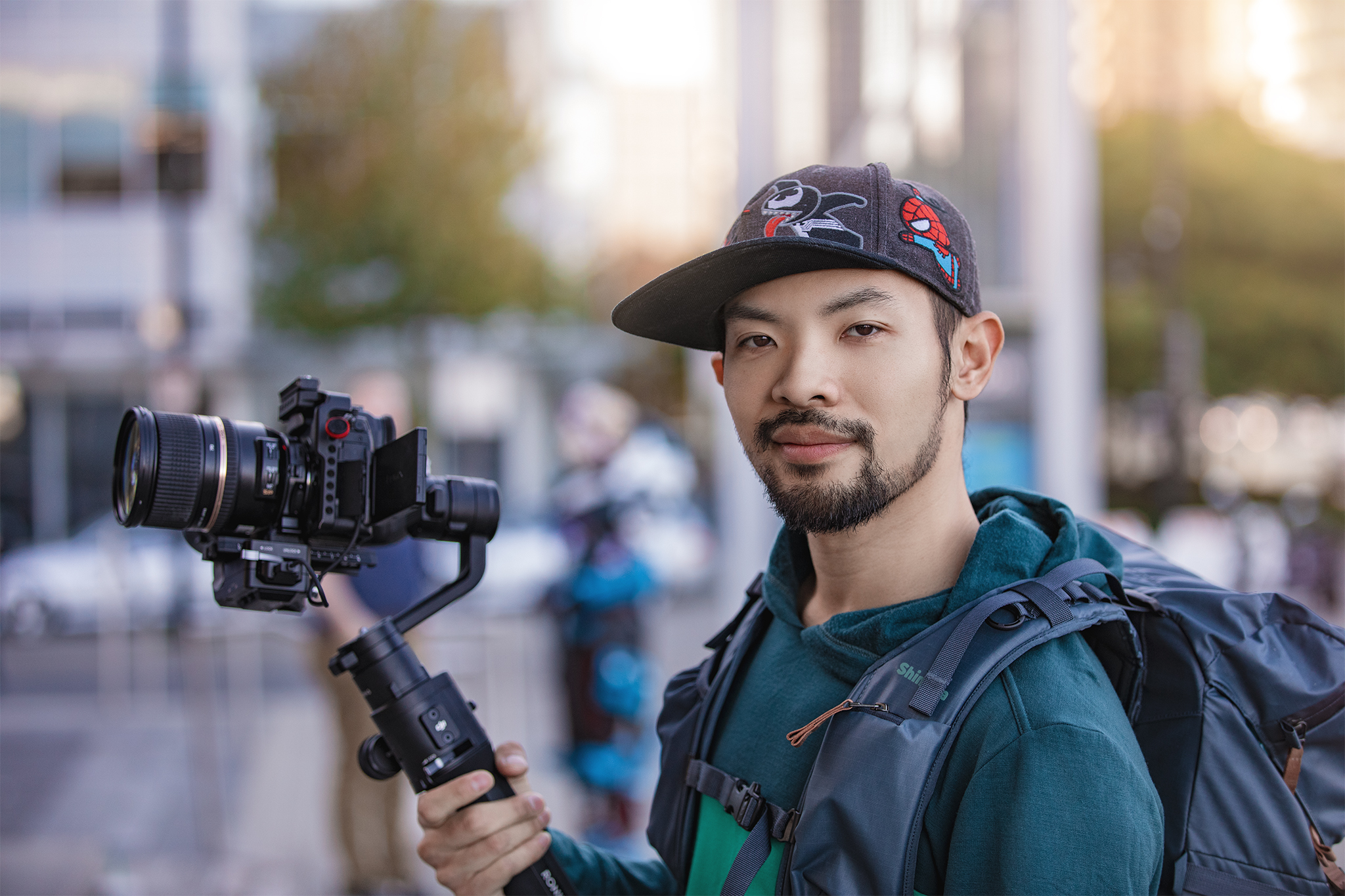 Videography - More than just a simple Video Producer, Joel is a cinematographer, director, editor, colorist, producer, and writer. With a breath of experience from shooting long form meetings, weddings, client ads, and collaborating with various media agencies in Vancouver.