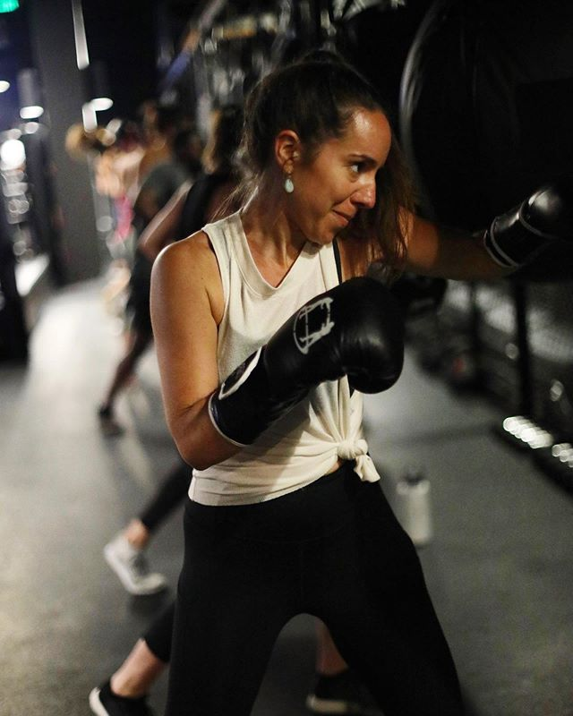 entering this next chapter like... . . . . . . focused • strong • determined • guard down • not quite perfect • not quite comfortable • ready💥 . . . . . . ✌🏽 out comfort zone . . . . . 📸 + 🥊 by @dylantrains