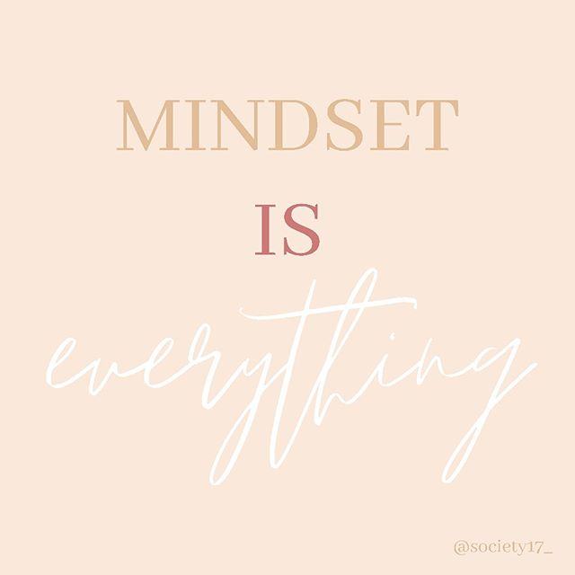 """📝 Let's focus on Mindset. Grab a pencil and paper and follow these 7 steps 👇 . 1️⃣ Write for 15 minutes — whether you are having a bad day or a great idea is speaking to you. Take 15 minutes without lifting your pen or moving those fingers off the keyboard and let's do a brain dumb. This will help you sort through your thoughts. . 2️⃣ We all have healthy habits we would like to add into our daily routine. Create a list of healthy habits and reflect on them throughout each day. Remain consistent and remind yourself why this habit will help you long term. . 3️⃣ Everyday, think of a new question to ask yourself that encourages positive thinking — ex. What am I proud of myself for? What am I grateful for? What goals have I set for myself and accomplished? . 4️⃣ Create a list of the emotions you consistently feel on a regular basis, and create a separate list of the emotions you would like to consistently feel. What actions do you need to put into place to get to feeling how you want to feel? . 5️⃣ CREATE A VISION BOARD! This is such a great tool and thankfully with technology you can create it right from your phone. Even make it your wallpaper so it refocuses your attention when you look at your phone. . 6️⃣ Make a list of your daily intentions. Write what your dreams look like, your """"why"""", what is most important to you, etc... then look at it everyday. . 7️⃣ Ask yourself — What am I thinking? Start separating yourself from your thoughts. Take a step back to focus on WHAT you think about regularly. Are your thoughts positive/negative? Happy/sad? Encouraging/discouraging? Your subconscious thoughts play into your outlook on life — more than we are aware of at times. . What does MINDSET look like to you?"""