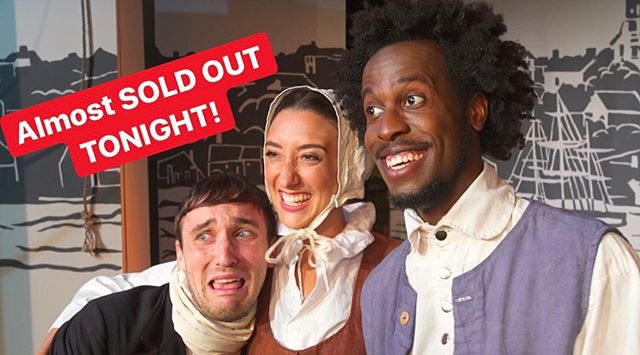 That's right we're almost SOLD OUT for tonight! But no need to worry 😟, there are 4 more chances to see Nantucket! The MusACKal this week 😁 Get your tickets while you can on our website, or try walking up to the box office for extra tickets off our wait list. Tonight through Sunday night at 6:00pm! • #Nantucket #NantucketTheMusACKal #ACK #Summer #ThingsToDoOnNantucket #NantucketIsland