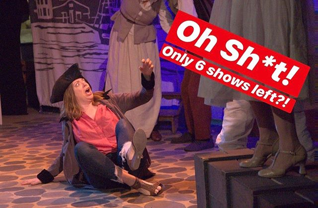 Having a case of the Sunday scaries? Us too. Why? Because there's only 6 more performances of Nantucket! The MusACKal 2019! 😱 Tonight at 6:00 pm! • #Nantucket #NantucketTheMusACKal #ThingsToDoOnNantucket #Summer #ACK #MakeNantucketGreyAgain