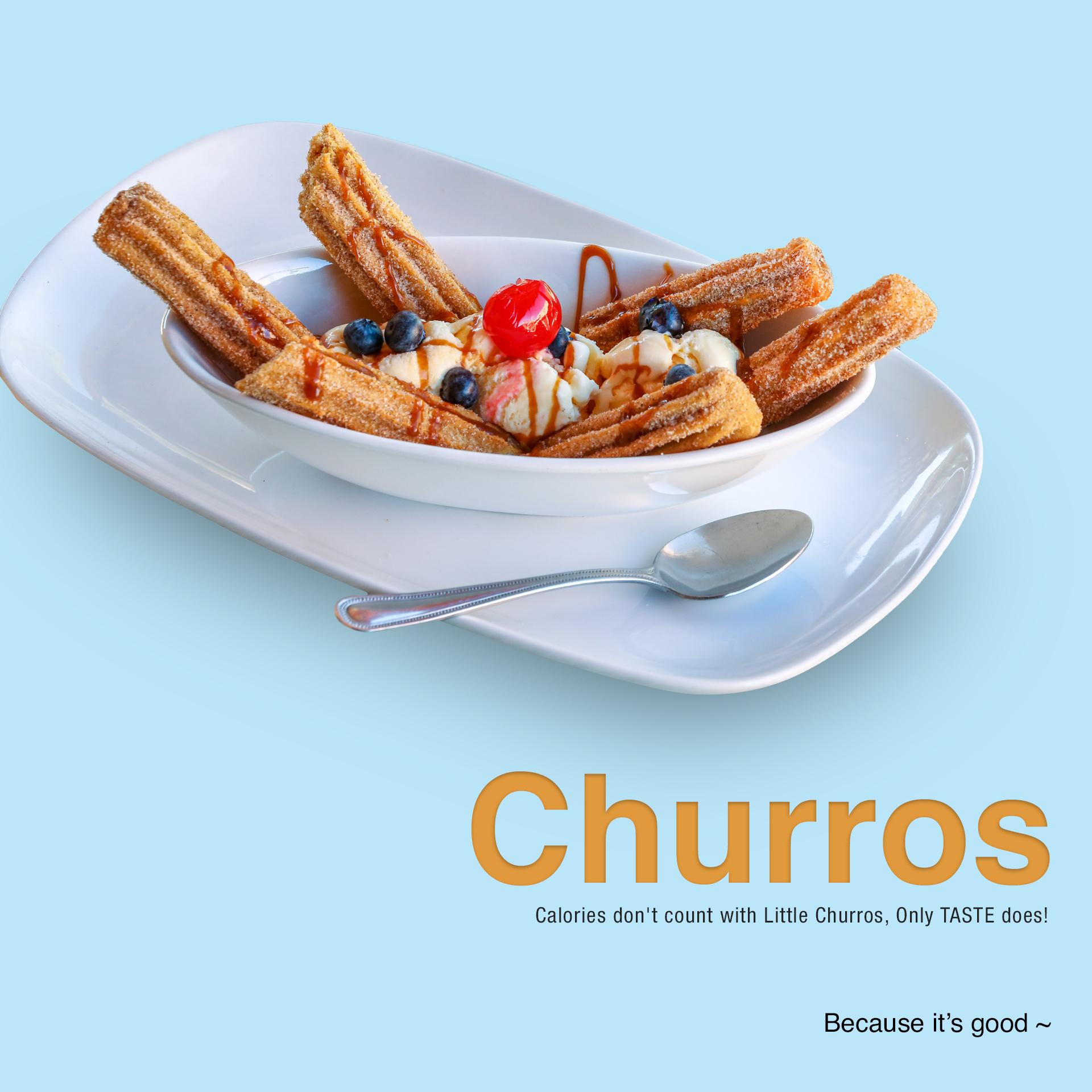 Little Churros image