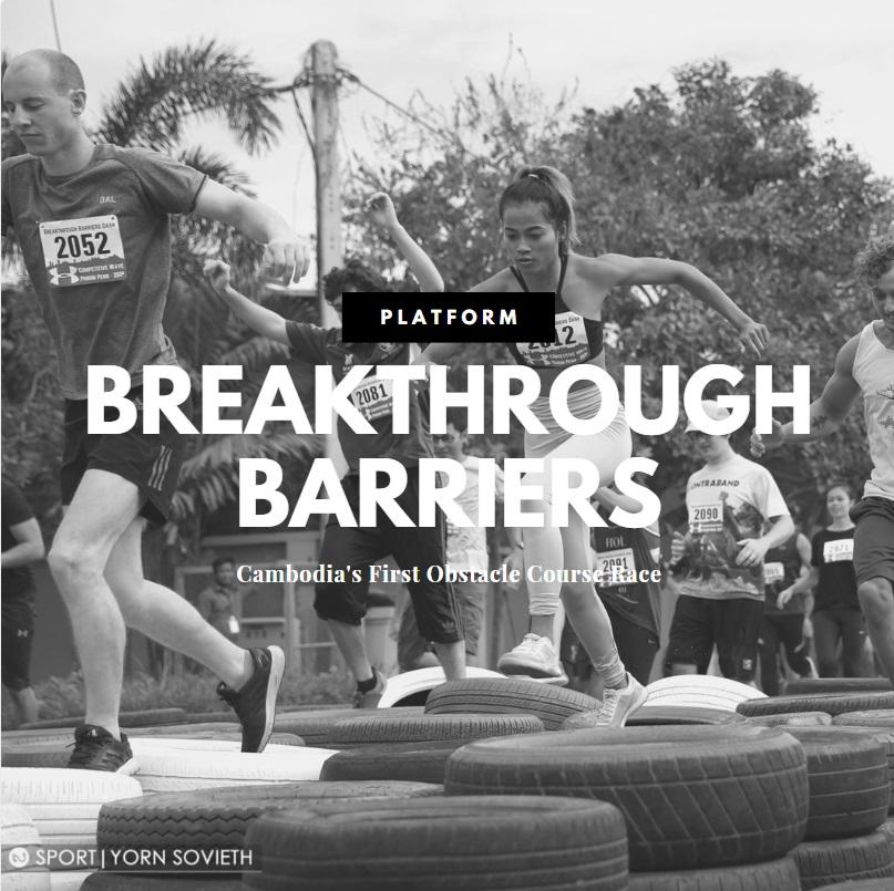 Break through barriers project