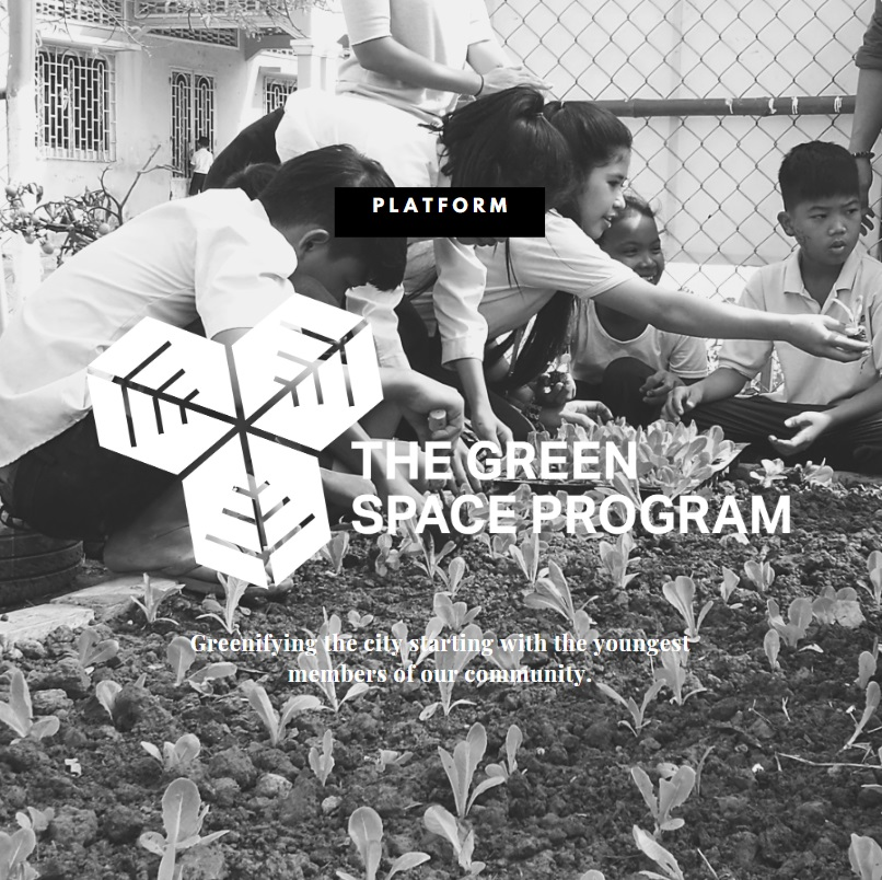 The green space program project