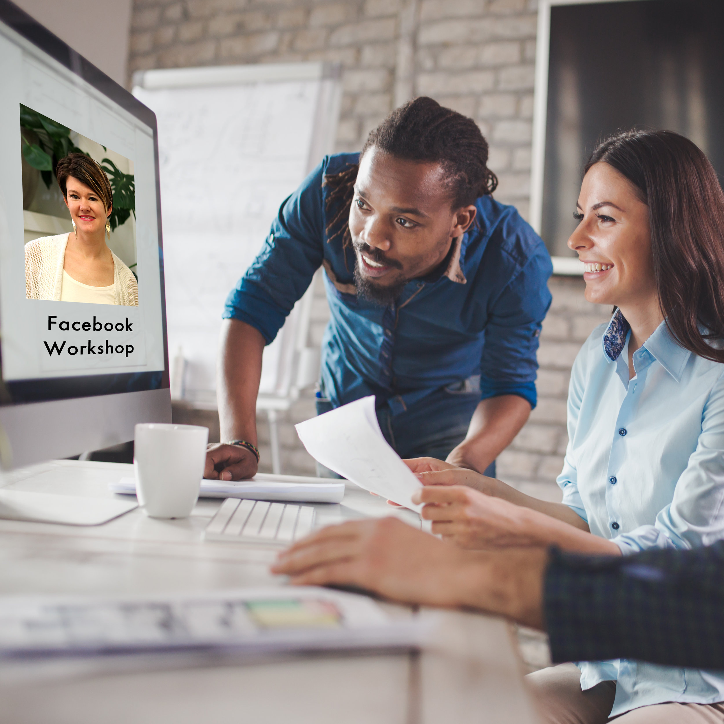 Join a Workshop!  This is for business owners or marketers that want to be trained on how to run successful Facebook Ads for their business in one day!