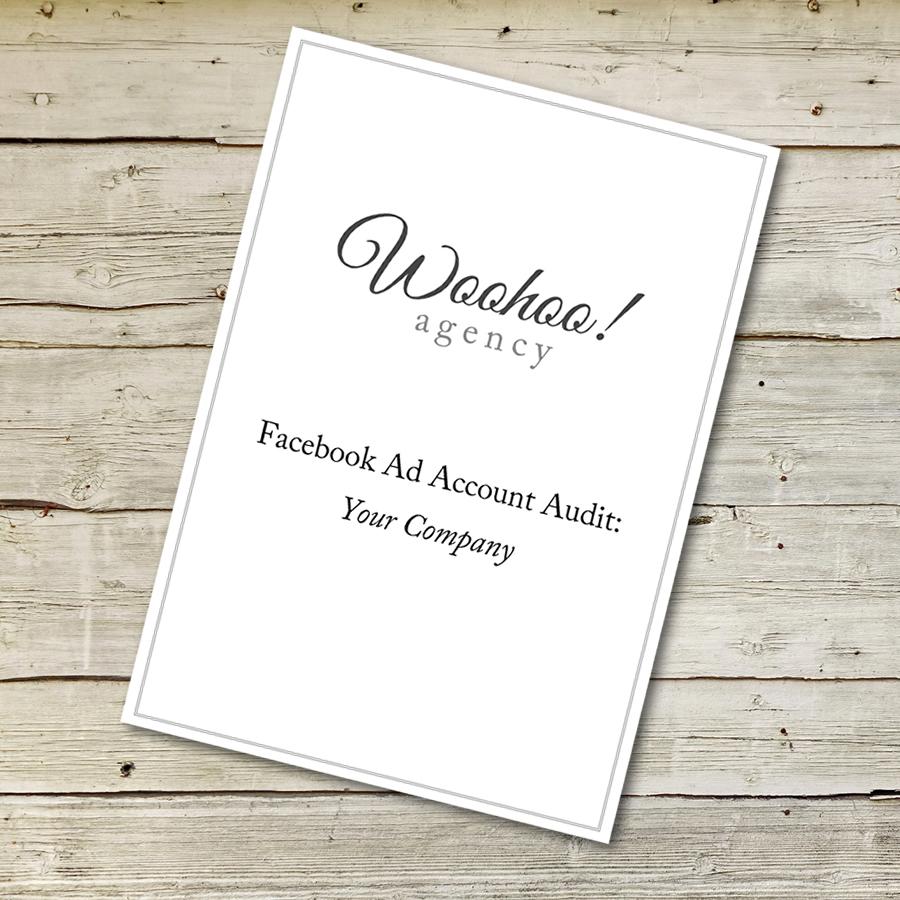 Facebook Ad Account Audit - PDF Report