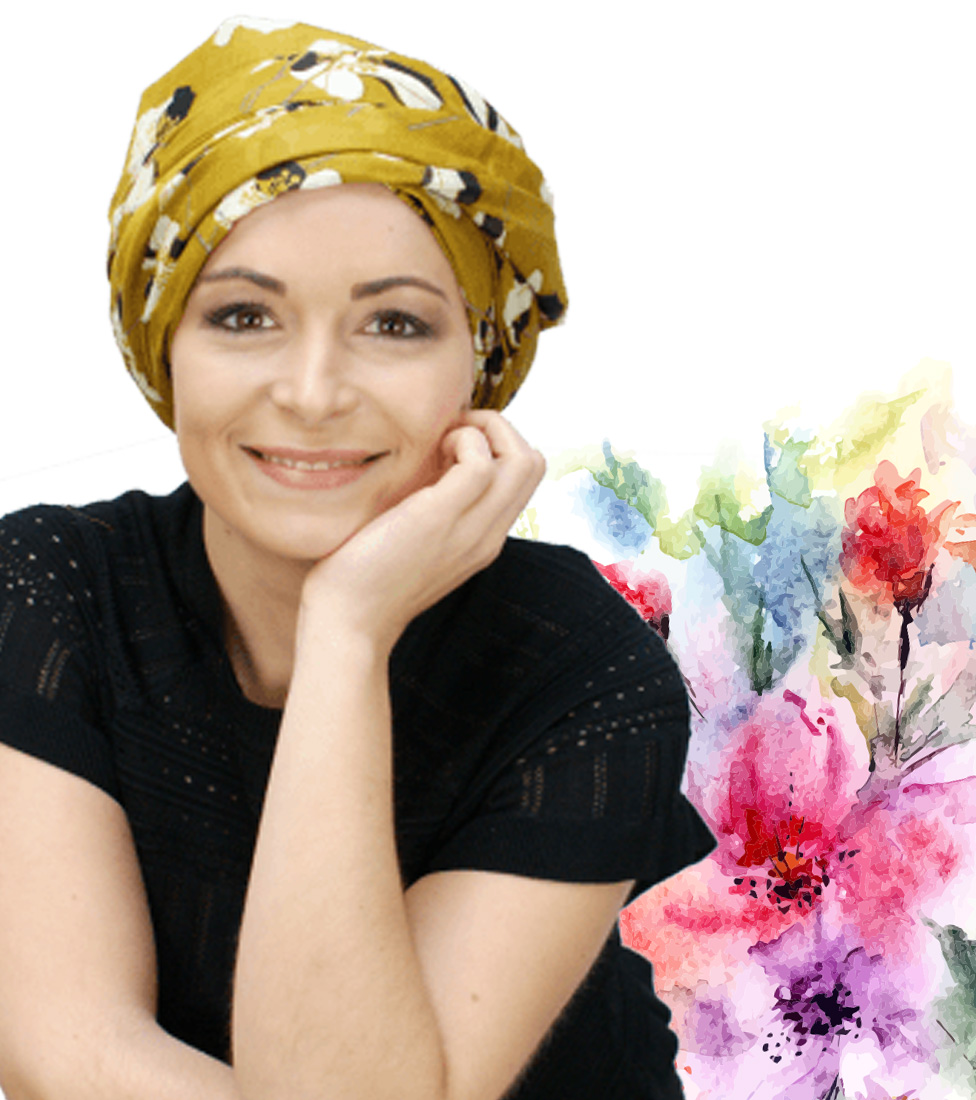 headscarves - ideal for injecting a stylistic twist to any outfit