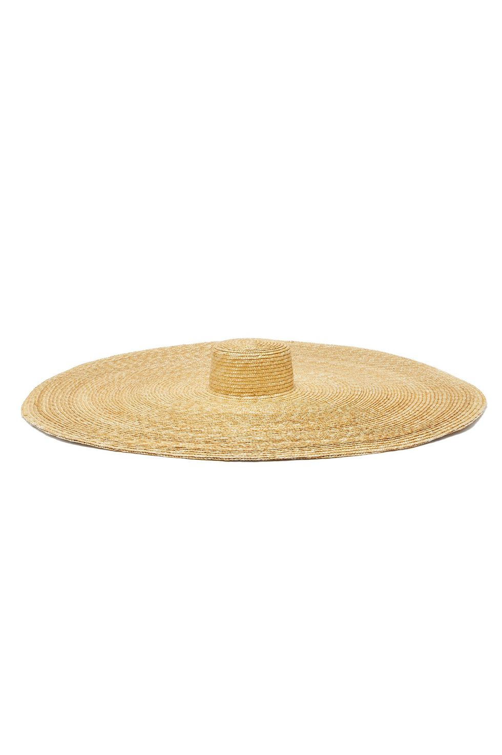 The oversized hat