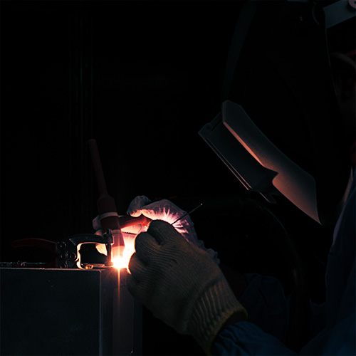 NADCAP-Certified Welding