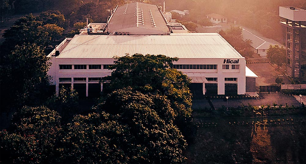 Electronics City Plant in Bangalore, India