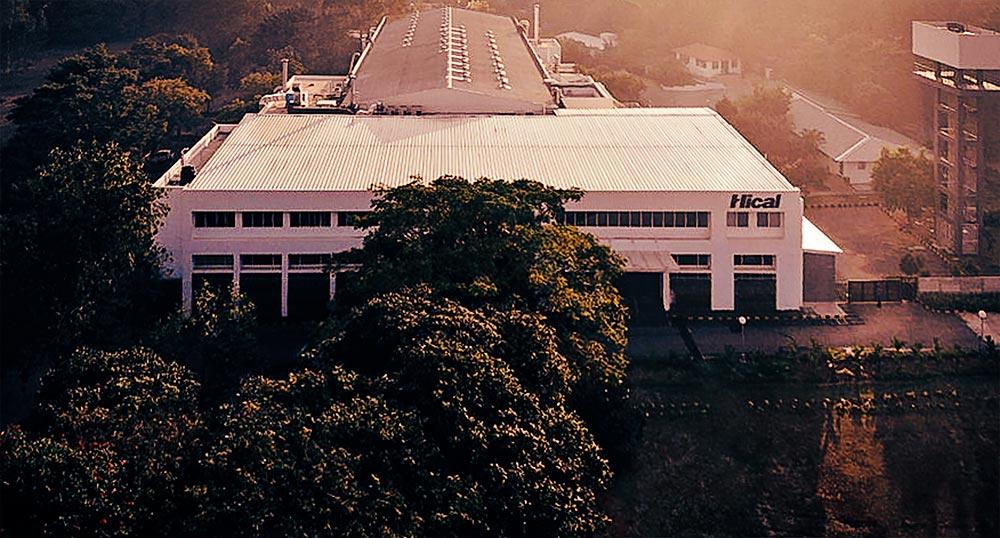 Electronics City Plant in Bangalore, India
