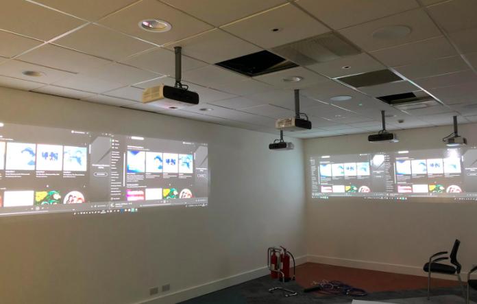 metro solutions Projectors cork install.png