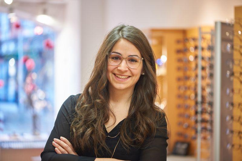 Veronika Gaßner - Augenoptikermeisterin