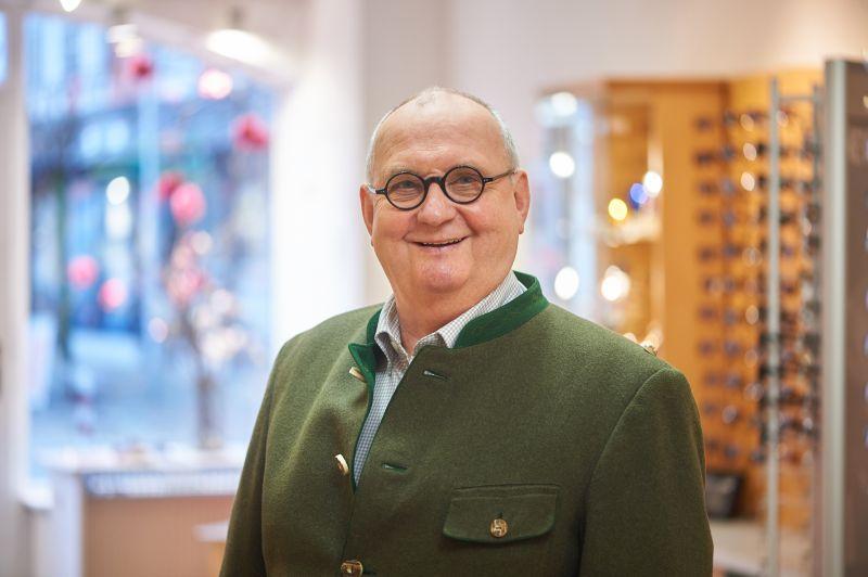 Wolfgang Seewald - Augenoptikermeister