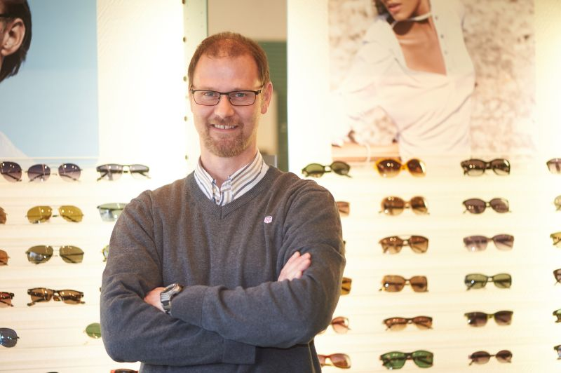 Christian Hegglin - Augenoptiker