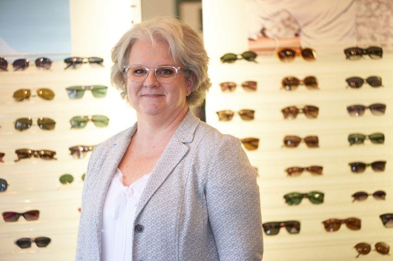 Birgit Lackner - Augenoptikerin