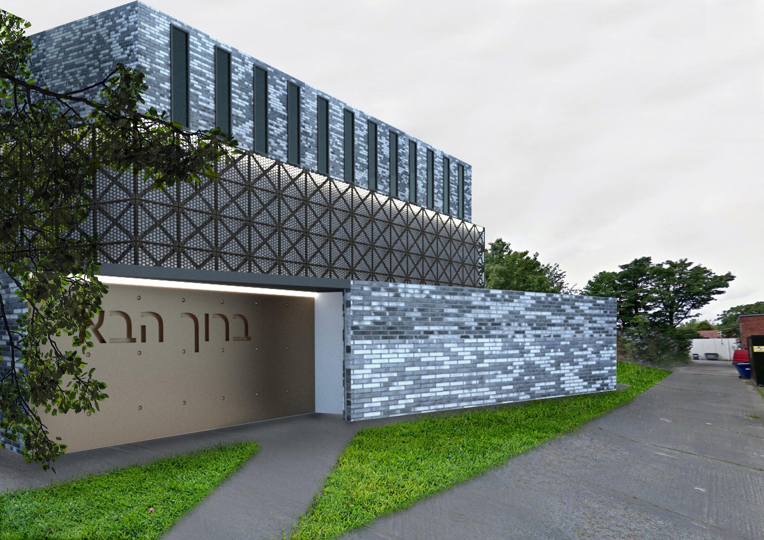 Proposed Synagogue Design