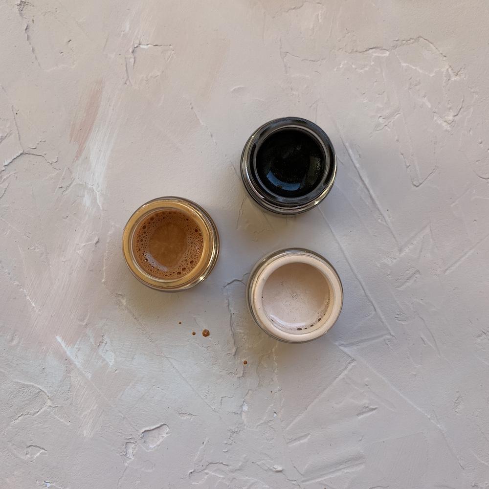 Handmade inks