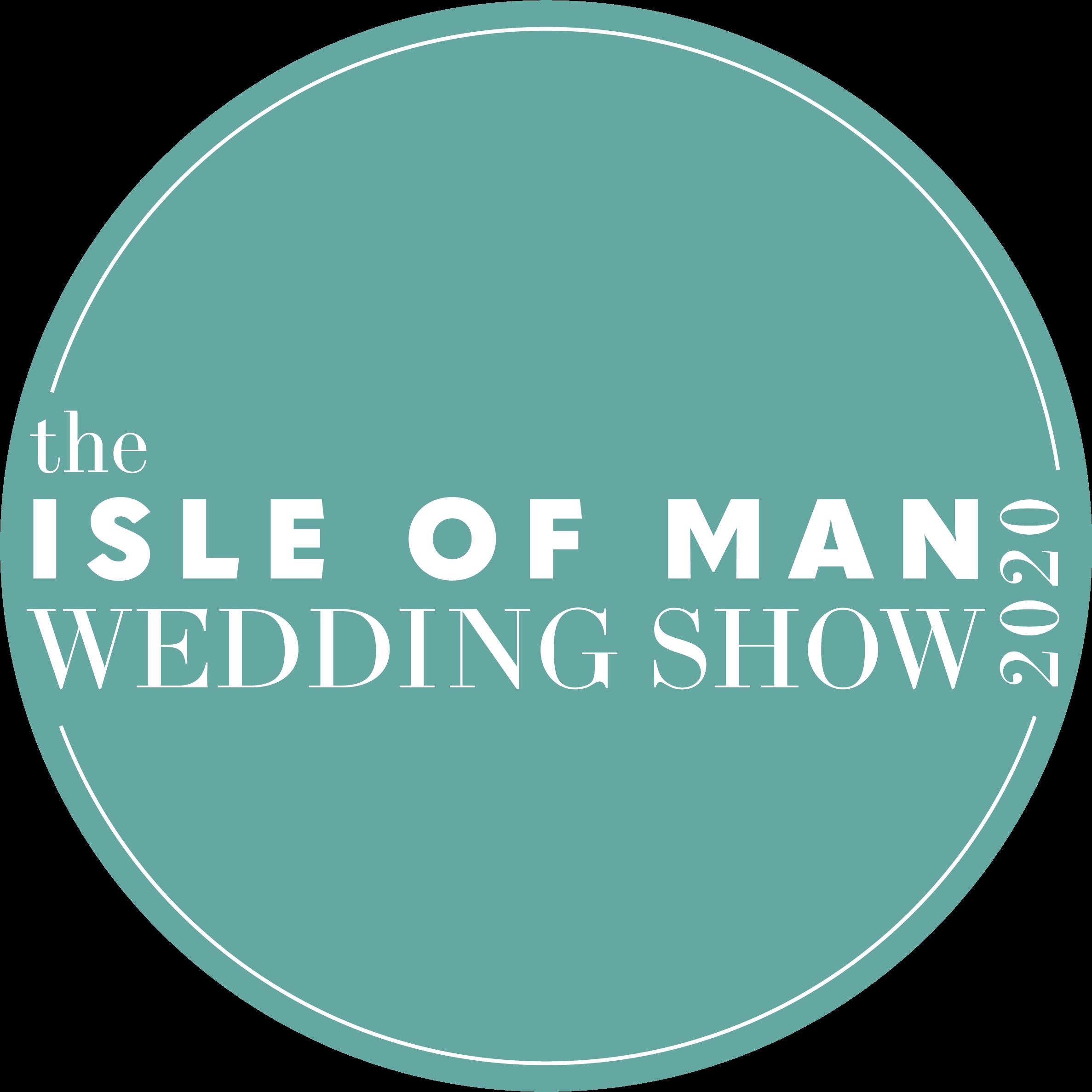 Isle of Man Wedding Show logo and branding