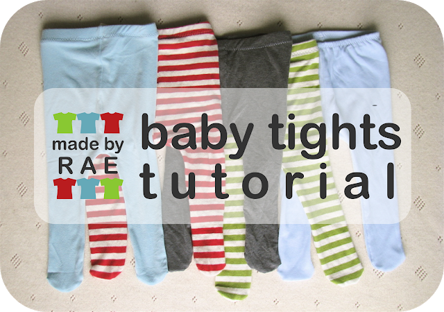 Tutorial Make Baby Tights Made By Rae