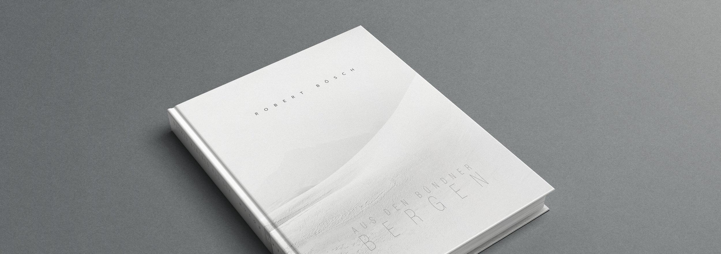 Robert Bösch – Kunstbuch