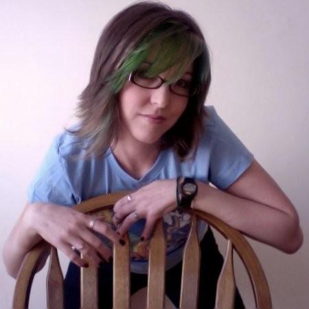 Radio broadcaster and sci-fi scholar, Laura De La O