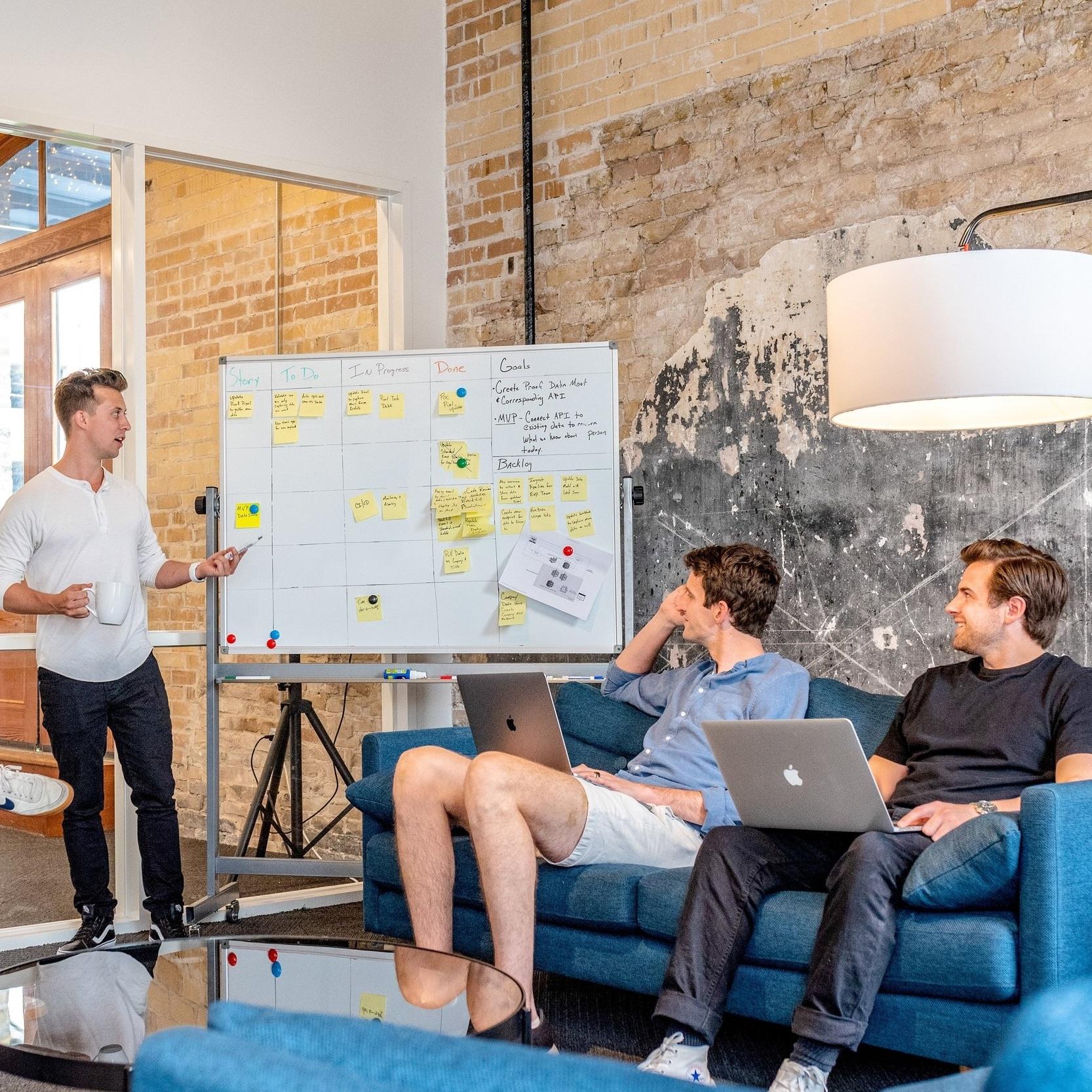 Customised Team Workshops -