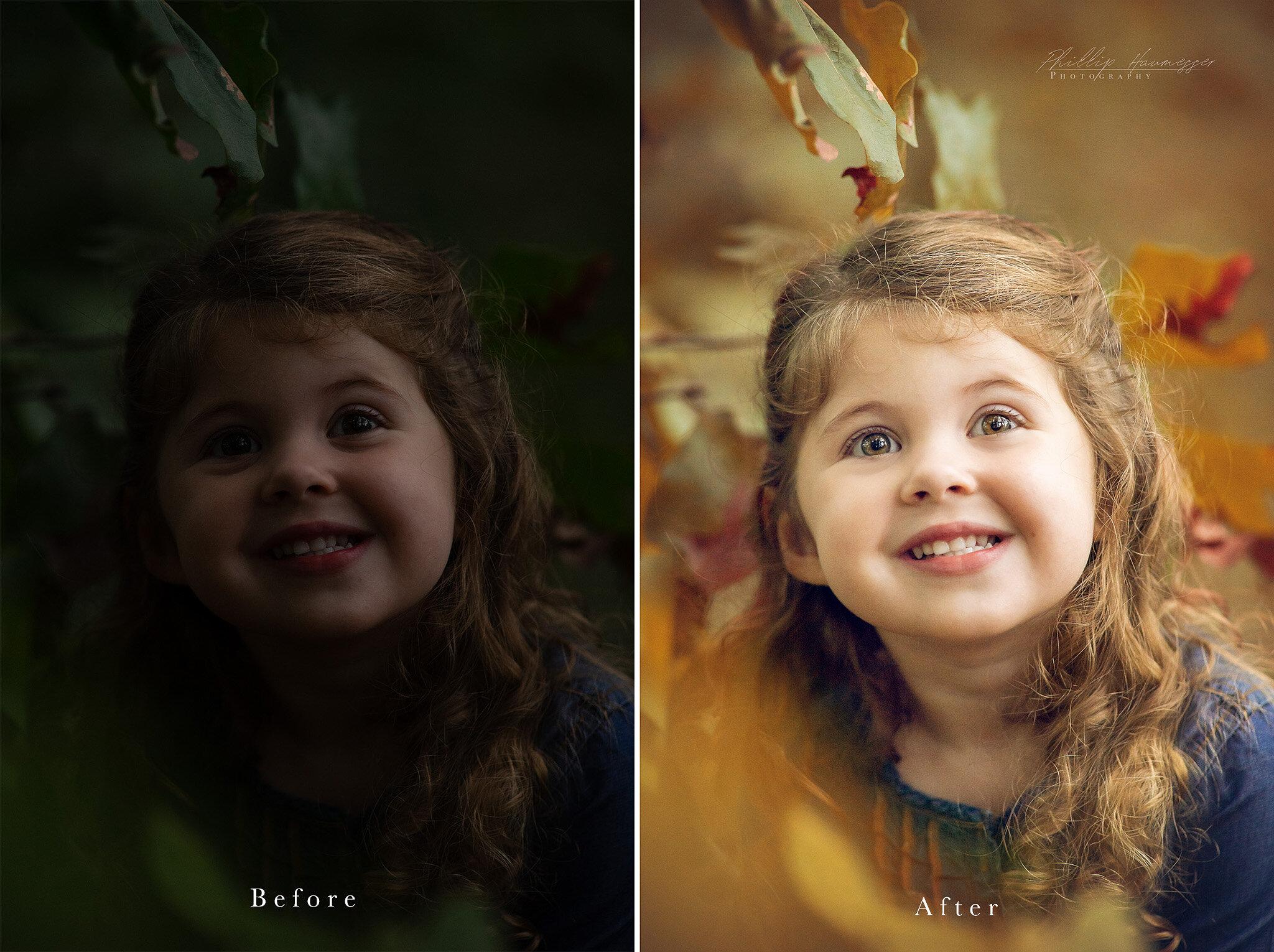 Watch Me Edit: Portrait Series