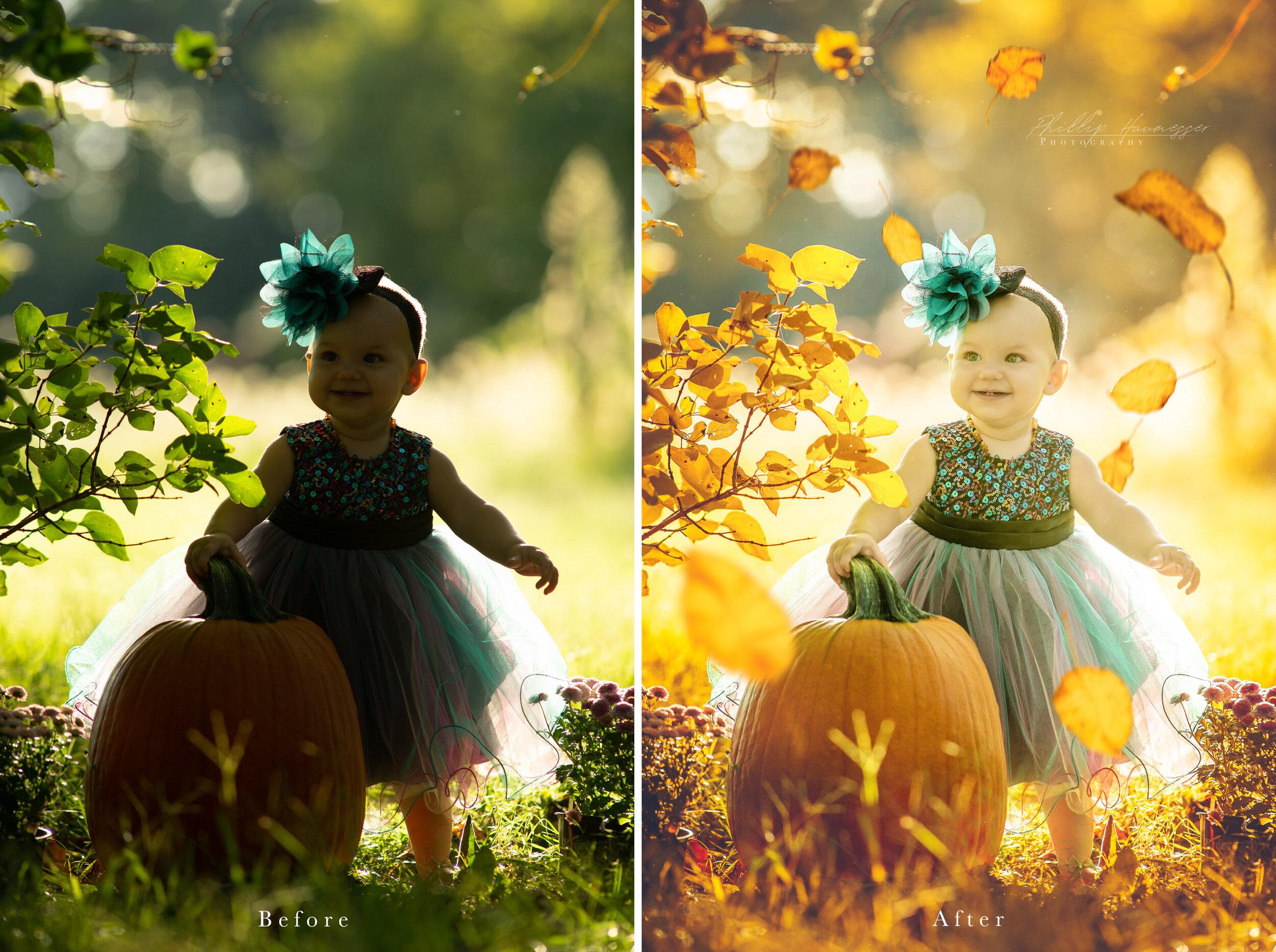 Watch Me Edit: Princess and the Pumpkin