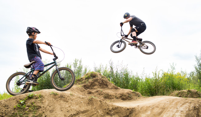 Full Circle BMX Bike Clinics