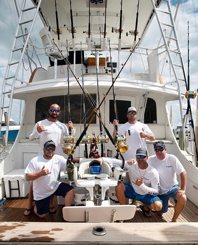 🔥 Easy Rider II 🔥  @texasbillfishclassic  Good luck to all Buddy Davis Teams and tag us in your photos to get featured 🏆