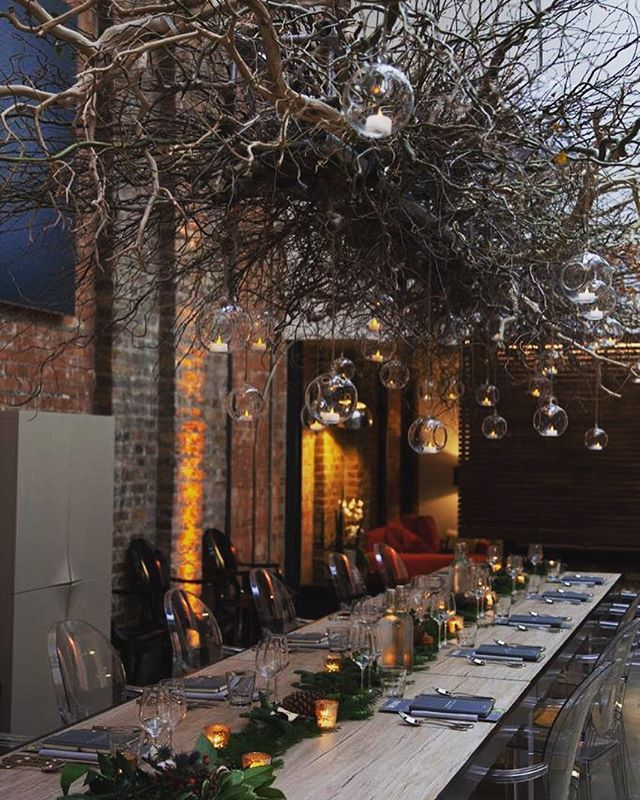 If you're on the hunt for the perfect venue for your Christmas festivities, pop down and visit us, we'd love to show you around.
