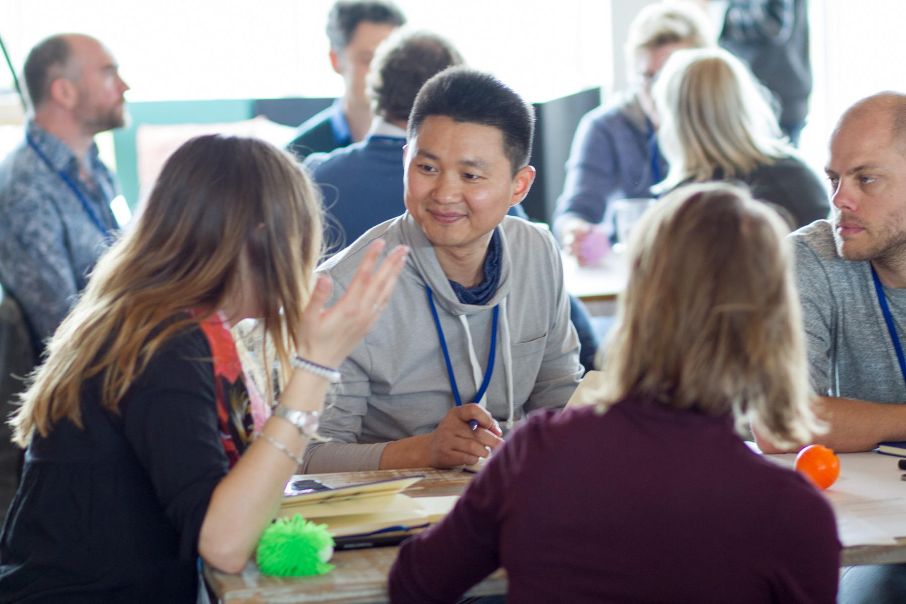 Holacracy Taster - During this half-day experiential workshop, you'll learn Holacracy practice fundamentals, see how organizations are structured, and get a hands-on experience using the meeting formats.