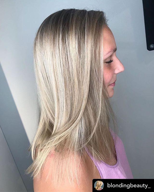 Blondes do blonde like no other!! 💁🏼♀️ Repost• @blondingbeauty_ : Blondes have more fun! • • • • • #blondesquad #blondespecialist #blondesdoitbetter #blondesofinstagram #urbanehairsalon #guilfordcthairsalon #guilfordct #trends #naturalhair #ctshoreline  #healthyhair #shine  #bestofhair #cthairartists #modernsalon #behindthechair #licensedtocreate #stylistshopconnect #maneinterest #stylistsupportstylist #salonpick #balayage